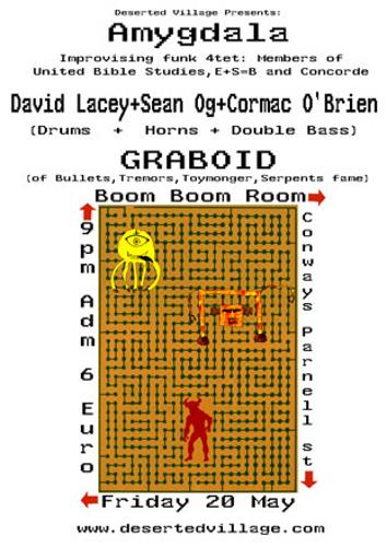Amygdala-and-Guests-Poster